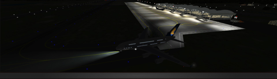ATC Simulator Night